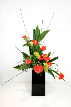 Oriental Flower Arrangement