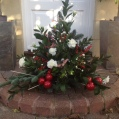 Large Christmas Pedestal @ £85.00