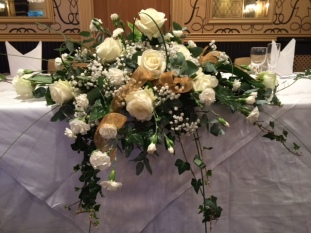 Large Table Arrangement @ £75.00