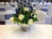 Wedding Fayre Table Decoration and Room