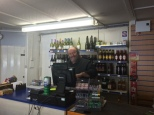 Picture of the shopkeeper