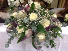 Wedding Fayre Arrangement