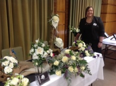 Wedding Fayre Display