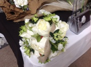 Silk bouquets - White