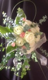 Fresh flower bouquet and centrepieces 11