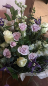 Mixed Lilac Bouquet